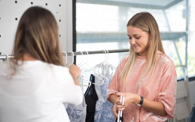 Making the Move: Transition from the 9-5 to Running a Fashion Label